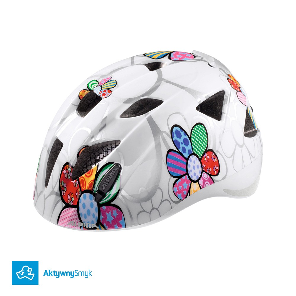 kask-alpina-ximo-flash-white-flower