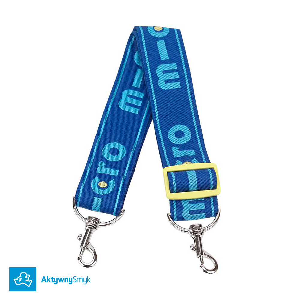 Baardzo użyteczny i świetnie wyglądający pasek Micro do noszenia hulajnogi Micro (2)