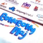 Rowerowy Maj Warszawa wspiera sklep AktywnySmyk