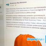 Rowerowy Maj Warszawa – AktywnySmyk sponsorem nagród