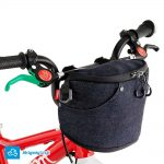 Nowość | Torebka woom na kierownicę roweru woom 2 albo woom 3