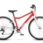 Lekki rower woom 6 dla dziecka 10 lat / 140 cm